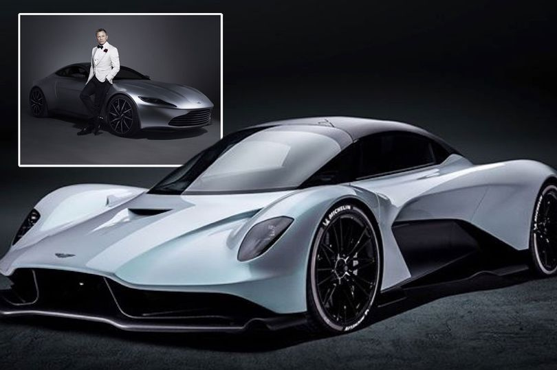 James Bond's next car is a £1.5m hybrid