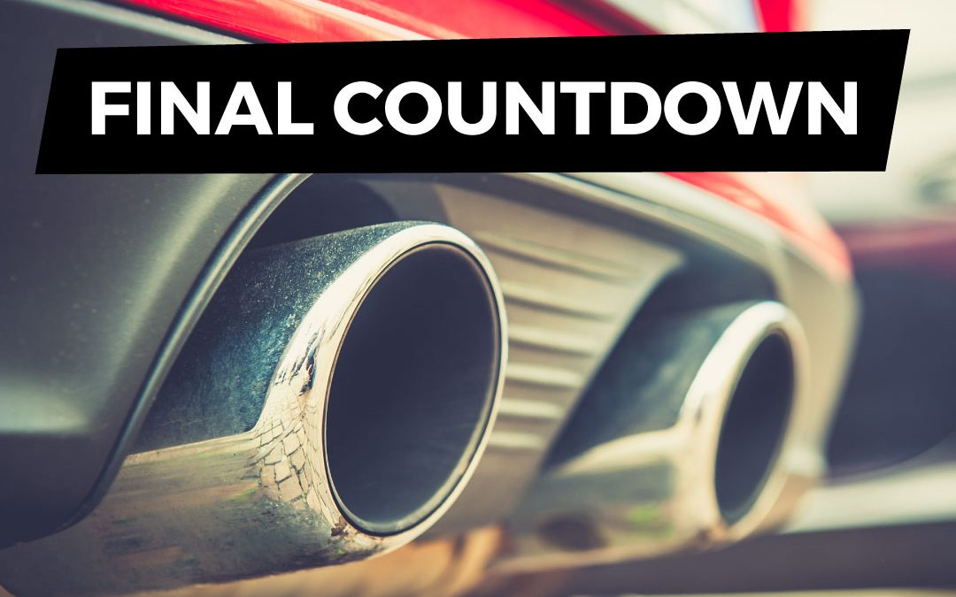 Days Numbered for Internal Combustion
