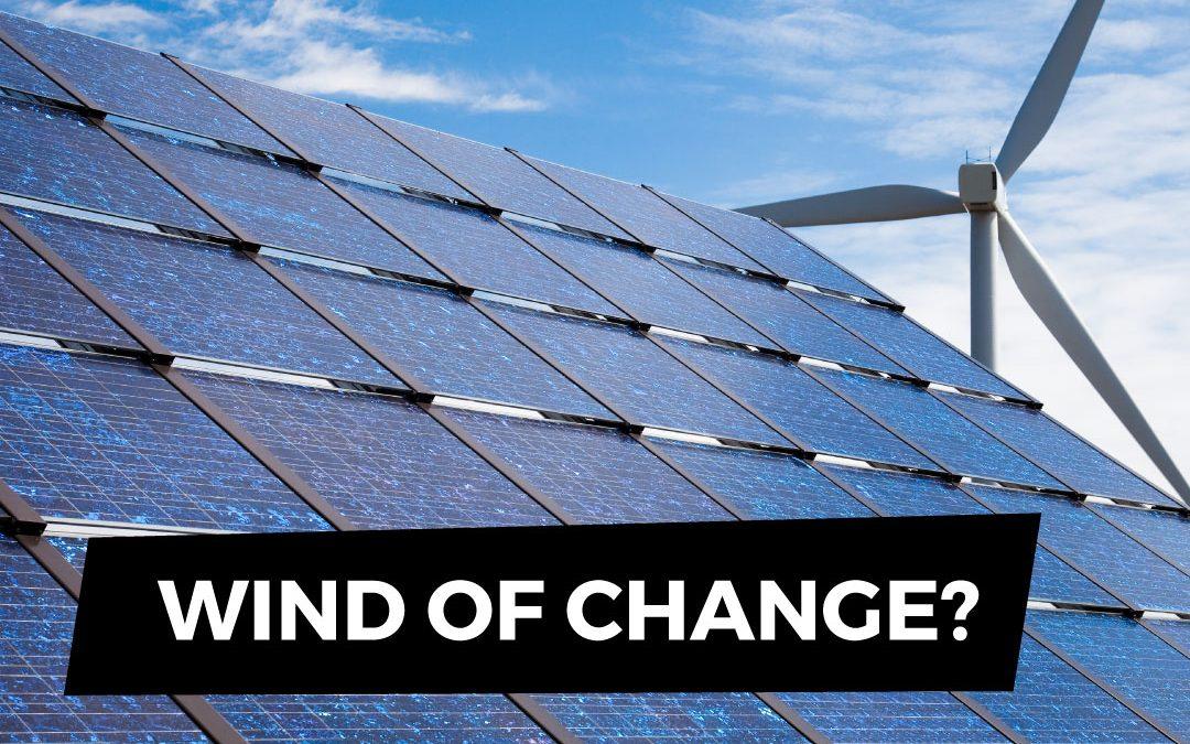 Wind Energy Giants Embracing Solar Power