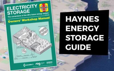Haynes Energy Storage Manual