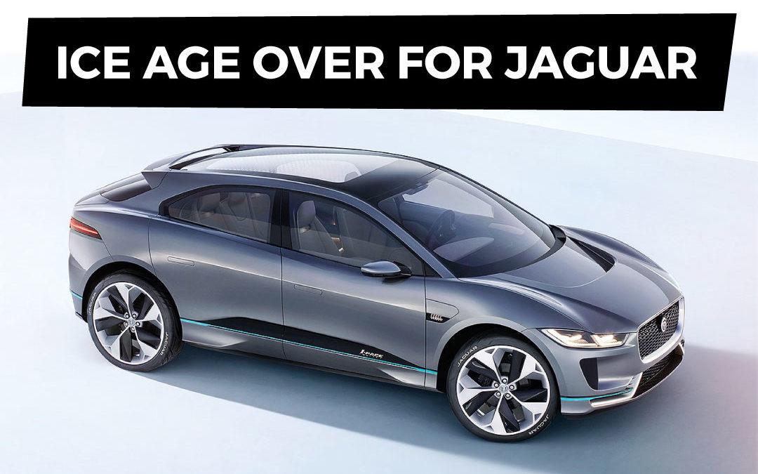 Jaguar going all-in on EV's