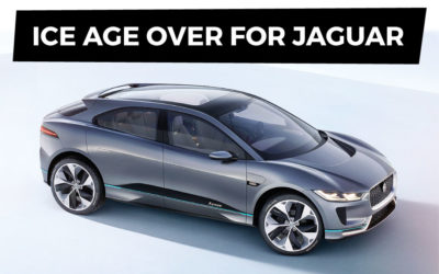 Jaguar going all-in on EV's