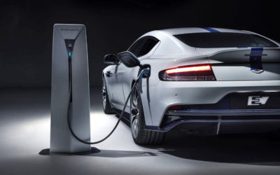 Aston Martin to offer electric sports car and SUV from 2025