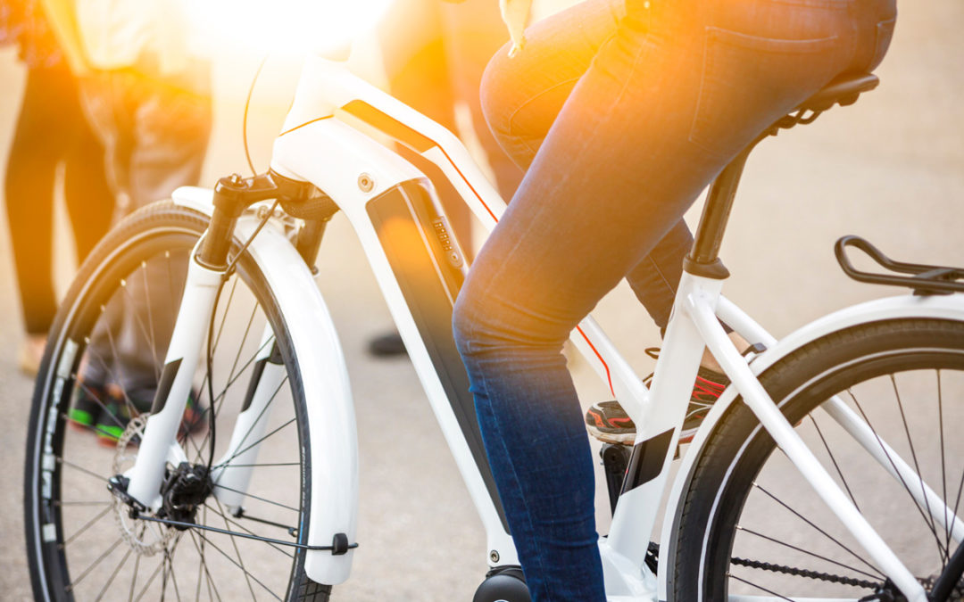 3 reasons you should consider an electric bike in 2021